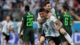 Fakta Menarik Usai Argentina Kalahkan Nigeria