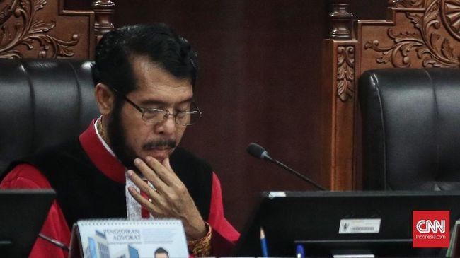 MK Tolak Uji Materi UU Pemilu Terkait Pendampingan Advokat