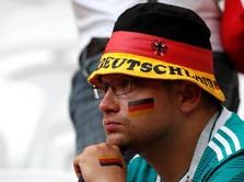 Lolos dari Resesi tapi Pertumbuhan Jerman di Level Terlemah