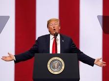 Trump Siap Kenakan Tarif untuk Produk China Senilai US$ 500 M