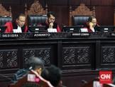 Tim Jokowi: Dissenting Opinion Hakim Bakal Dicatat Sejarah