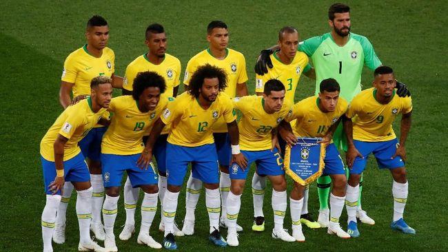 Prediksi Brasil vs Meksiko di 16 Besar Piala Dunia 2018