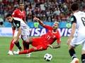 Swiss Dampingi Brasil ke Babak 16 Besar Piala Dunia 2018