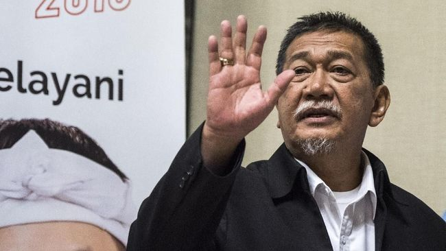 Deddy Mizwar Jadi Jubir Tim Kampanye Jokowi