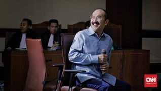 MA Perberat Vonis Fredrich Yunadi Jadi 7,5 Tahun Penjara