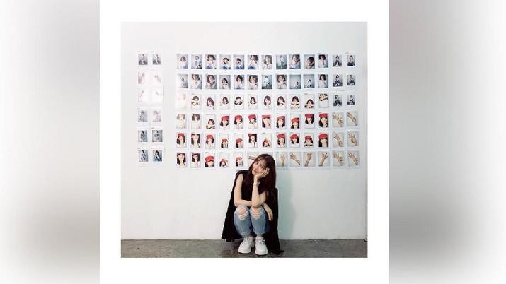 Para artis Kpop dengan bangga mendukung tim sepak bola Korea Selatan.