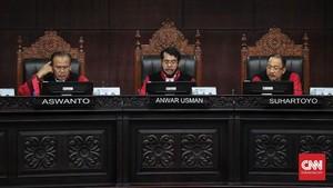 Prabowo Gugat Pilpres, 800 Personel TNI-Polri Amankan MK