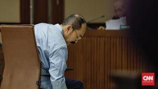 KPK Ajukan Banding Atas Vonis 7 Tahun Fredrich Yunadi
