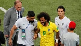 Marcelo Cedera, Timnas Brasil Salahkan Kasur Hotel