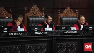Hakim MK Rampung Bermusyawarah Putuskan Sengketa Pilpres