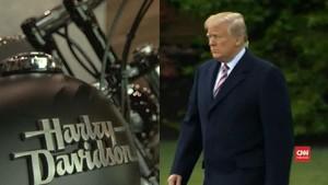 VIDEO: Harley Davidson Ingin Pabrik di Luar Amerika