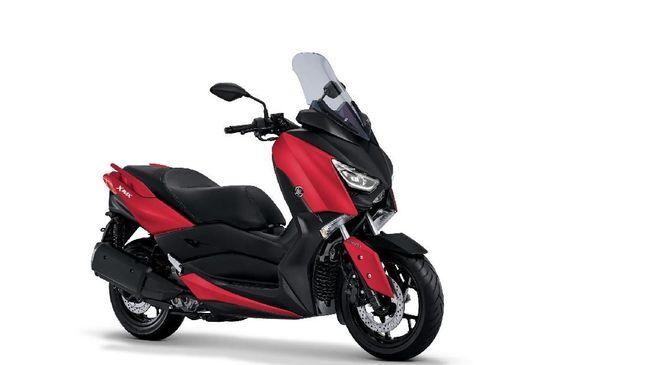Yamaha Ungkap Alasan Inden Xmax Terlalu Lama