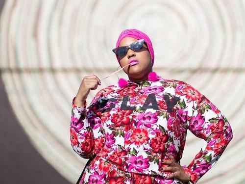 Pesan Menyentuh Hijabers Bertubuh Plus Size Tentang Body Goals