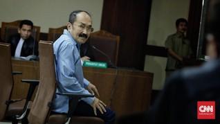 Pengadilan Tinggi Kuatkan Vonis 7 Tahun Fredrich Yunadi