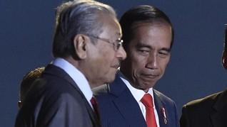 Jokowi dan Mahathir Mohammad Surati Uni Eropa Terkait Sawit