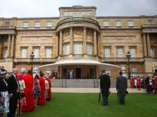 Istana Buckingham Direnovasi, Keluarga Kerajaan Pindah Dulu