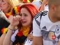 VIDEO: Air Mata Para Pendukung Jerman