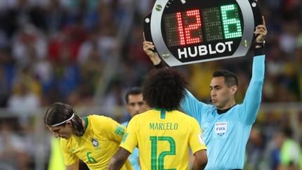 Pemain yang Berpeluang Absen di 16 Besar Piala Dunia 2018