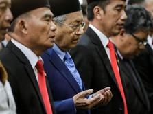 PM Mahathir Temui Komunitas Bisnis RI-Malaysia