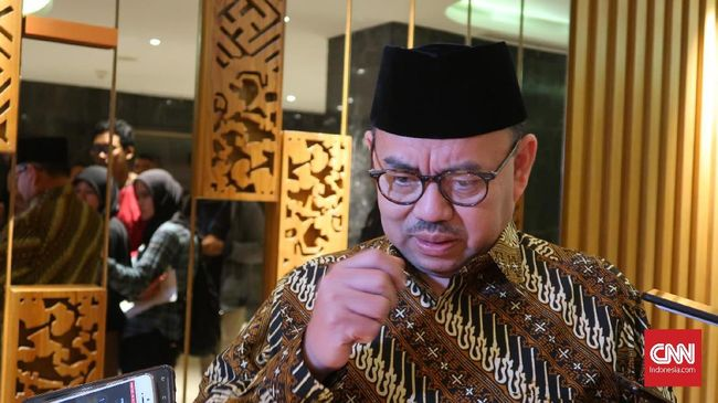 Timses Ditodong, Sudirman Said Lapor Zulkifli Hasan