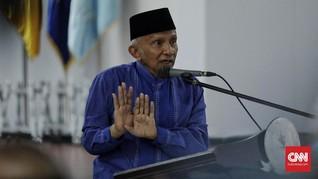 TKN Bantah Amien Rais: Elektabilitas Jokowi Tinggi di Desa