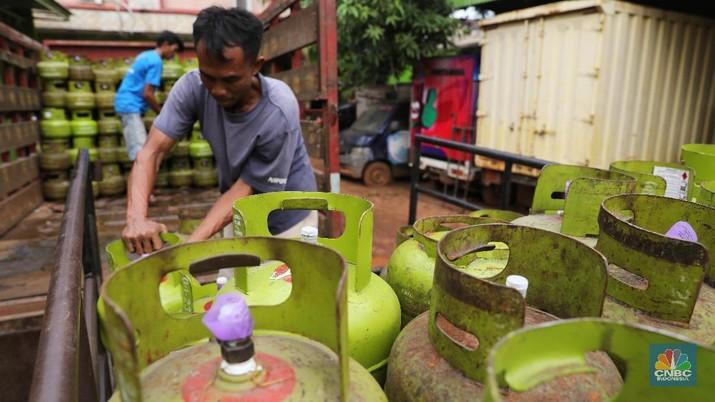 Kebutuhan LPG 3 Kg diperkirakan akan naik 9% tahun.