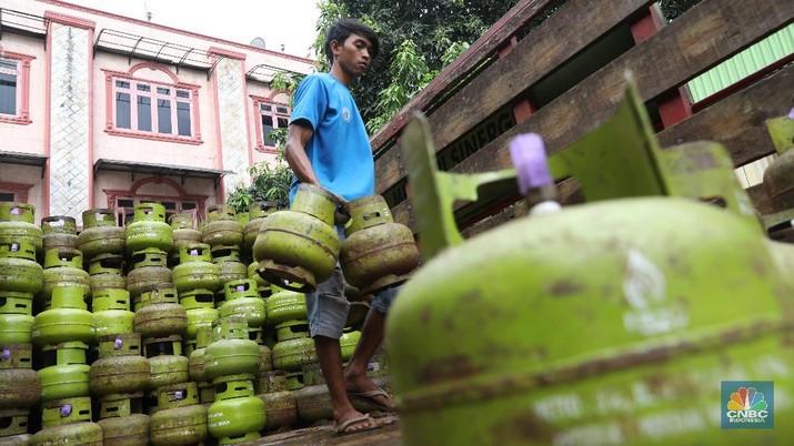 Lebaran Tahun Depan, Minyak Tanah Sudah Hilang dari Nias