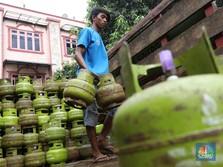 Lampaui BBM dan Tertinggi, Subsidi LPG 2018 Capai Rp 64 T