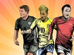 Jerman Tersingkir, Toni Kroos Jadi Pengumpan Terbanyak