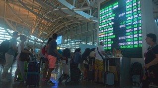 Jelang Lebaran, Maskapai Belum Ajukan Penerbangan Tambahan