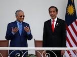 Jokowi Menang, Mahathir Mohamad Beri Ucapan Selamat