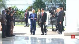 VIDEO: Mahathir Ajak Jokowi Lawan Kampanye Hitam Sawit Eropa