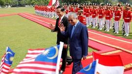 Ke Jakarta, Menlu Malaysia akan Bertemu Presiden Jokowi