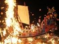 Filosofi Memulai Hidup Baru dalam Ritual Bakar Tongkang