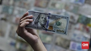 Dolar AS Melemah Jelang Perundingan AS-China
