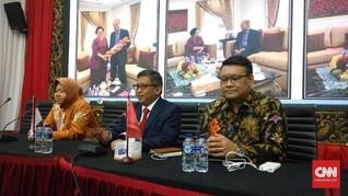 Bawakan Salak Bali, Megawati 'Curi' Ilmu Mahatir soal Pilpres