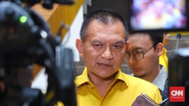 Terjaring OTT KPK, Bowo Sidik Dipecat dari DPP Partai Golkar