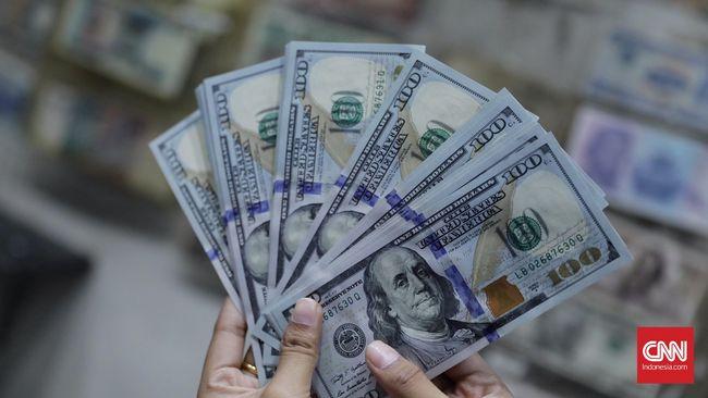 Perdamaian AS-China Kian Dekat, Dolar AS Loyo Rp14.107