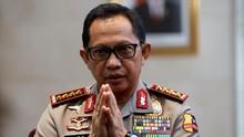 Tito Berharap Anak Buahnya Jadi Pimpinan KPK