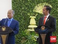 Kisah Jokowi Saat Disopiri Mahathir, 'Ngebut' Tapi Tak Takut