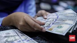 Dolar Keok Tersandung Sentimen Pelemahan Ekonomi Global