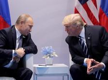 Ssst.. Trump Katanya Mau Nambang Planet Lain, Rusia Sebel