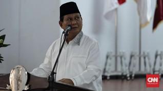 Empat Nama Masuk Kantong Prabowo, Anies dan AHY Masuk Daftar