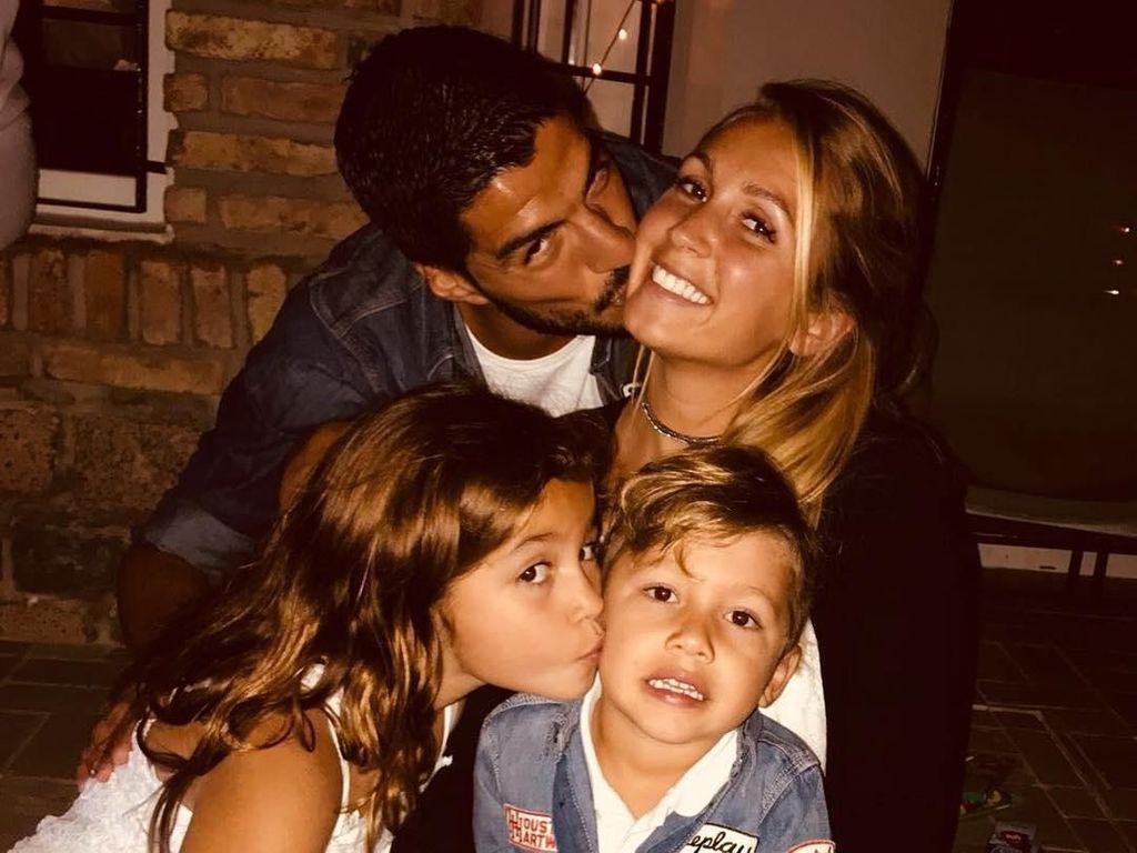 10 Fakta Sofia Balbi, Cinta Sejati dan Pilar Kehidupan Luis Suarez