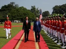 TKI Hingga Kebut-kebutan Jadi Bahasan Jokowi dan Mahathir