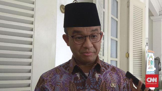 Anies Bangga Rumah DP Nol Persen 'Dicontek' Bank Indonesia