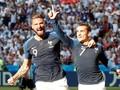 7 Duel Kunci Prancis vs Belgia di Semifinal Piala Dunia 2018