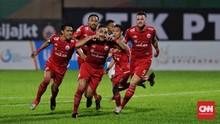 Persija Keberatan dengan Permintaan BOPI untuk Hentikan Liga