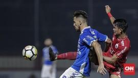 Kalahkan Persela, Persin Melesat ke Peringkat 3 Liga 1 2018