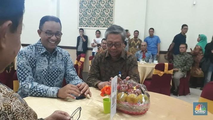 Gubernur DKI Anies Baswedan ternyata telah menaikkan Nilai Jual Objek Pajak (NJOP) Bumi dan Bangunan